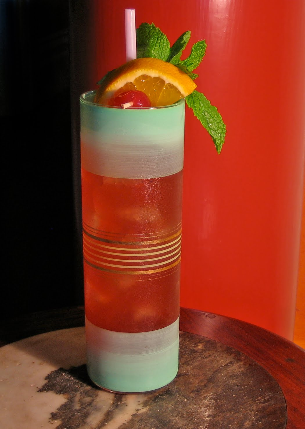 Go Gonzo Journal | Recipes | The Singapore Sling | Go Gonzo Journal