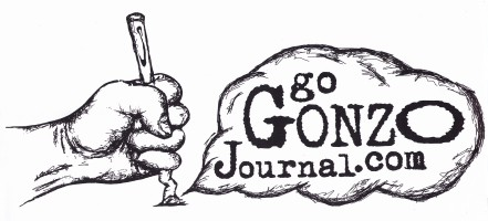 Go Gonzo Journal logo